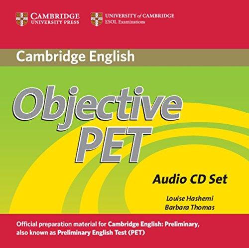 9780521732741: Objective PET Audio CDs (3)