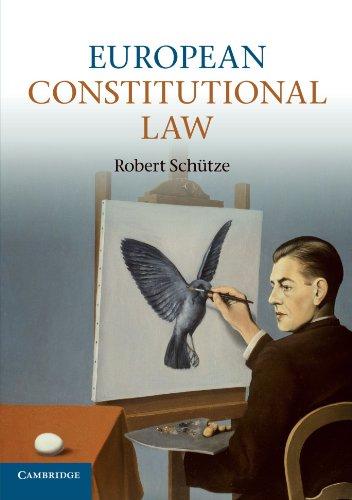 9780521732758: European Constitutional Law Paperback