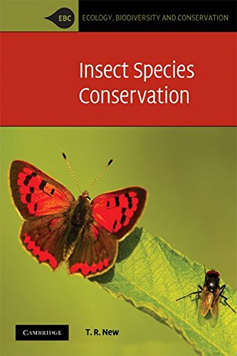 9780521732765: Insect Species Conservation (Ecology, Biodiversity and Conservation)