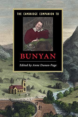9780521733083: The Cambridge Companion to Bunyan (Cambridge Companions to Literature)