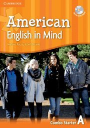 9780521733243: American English in Mind Starter Combo A with DVD-ROM