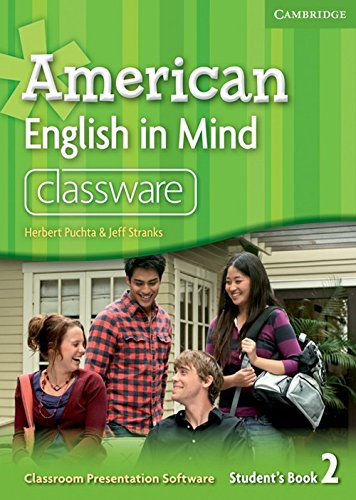 9780521733281: American English in Mind Level 2 Classware
