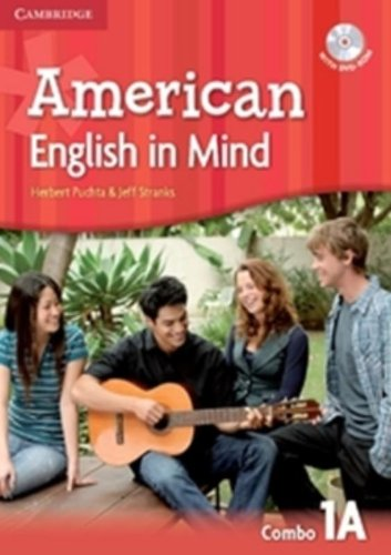 9780521733342: American English in Mind Level 1 Combo A with DVD-ROM