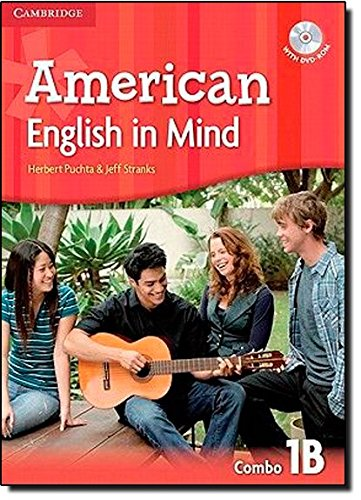 9780521733359: American English in Mind Level 1 Combo B with DVD-ROM