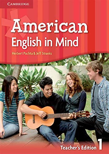 9780521733403: American English in Mind Level 1 Teacher's edition