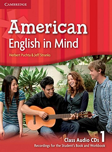 9780521733410: American English in Mind Level 1 Class Audio CDs (3)