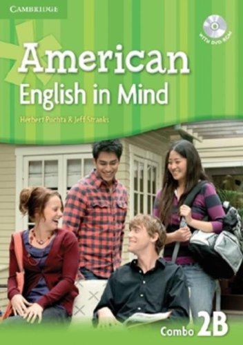 9780521733465: American English in Mind Level 2 Combo B with DVD-ROM