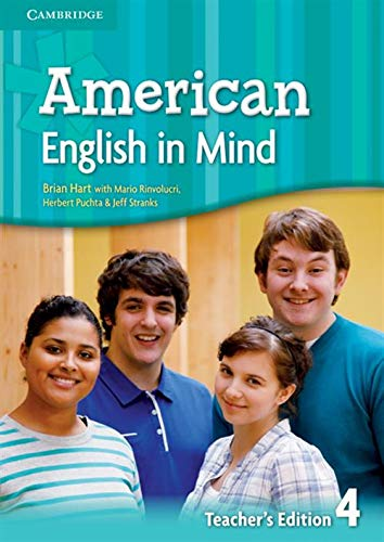 9780521733496: American English in Mind Level 4 Teacher's Edition