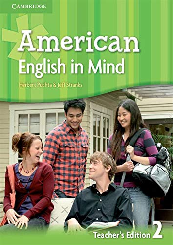 9780521733519: American English in Mind Level 2 Teacher's edition