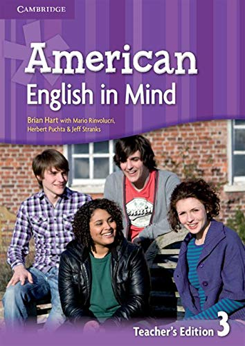9780521733618: American English in Mind Level 3 Teacher's Edition