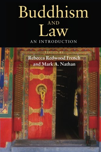 Buddhism and Law: French, Rebecca Redwood