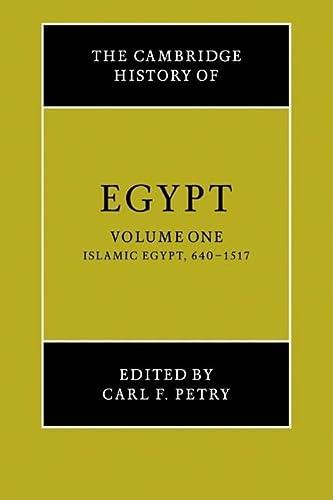 The Cambridge History of Egypt 2 Volume: M. W. Daly,