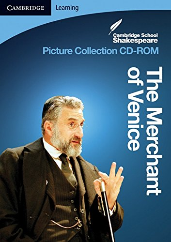 CSS Picture Collection: The Merchant of Venice CD-ROM: Rob Smith, Claire Smith