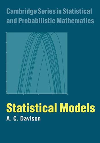 9780521734493: Statistical Models