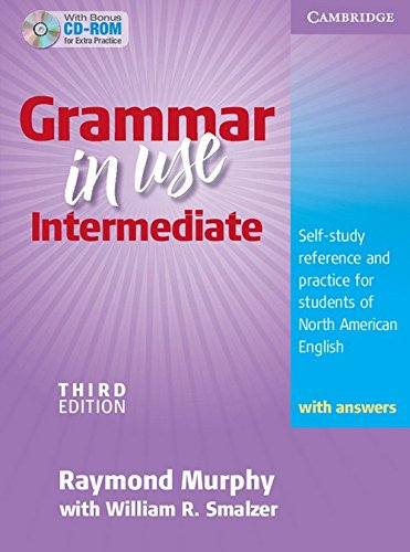 9780521734776: Grammar in Use 3rd Intermediate Student's Book with Answers and CD-ROM (Book & CD Rom)