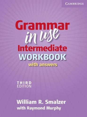 9780521734783: Grammar in Use Intermediate Workbook with Answers