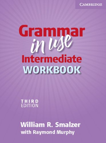 9780521734790: Grammar in Use Intermediate Workbook