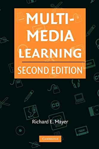 9780521735353: Multimedia Learning