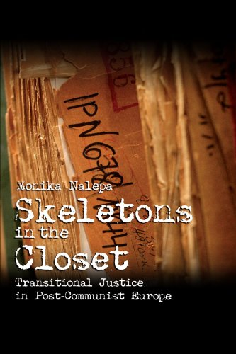 9780521735506: Skeletons in the Closet: Transitional Justice in Post-Communist Europe (Cambridge Studies in Comparative Politics)