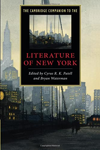 9780521735551: The Cambridge Companion to the Literature of New York