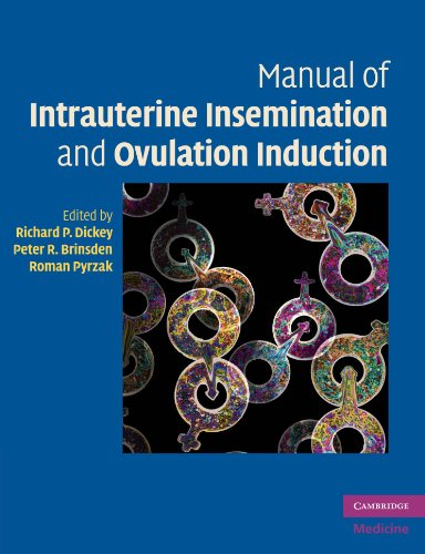 9780521735629: Manual of Intrauterine Insemination and Ovulation Induction