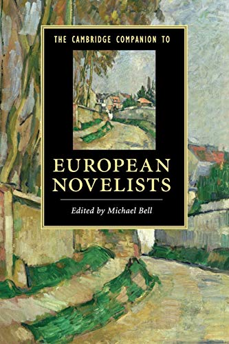 9780521735698: The Cambridge Companion to European Novelists Paperback (Cambridge Companions to Literature)