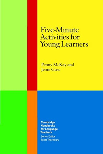 9780521735858: Five Minute Activities for Young Learners