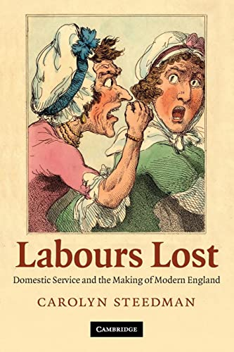 9780521736237: Labours Lost: Domestic Service and the Making of Modern England