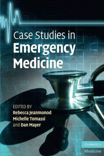 9780521736480: Case Studies in Emergency Medicine