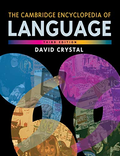 9780521736503: The Cambridge Encyclopedia of Language 3rd Edition Paperback