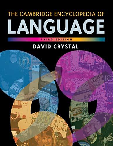 9780521736503: The Cambridge Encyclopedia of Language
