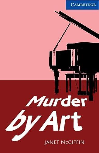 9780521736541: Murder by Art Level 5 Upper Intermediate