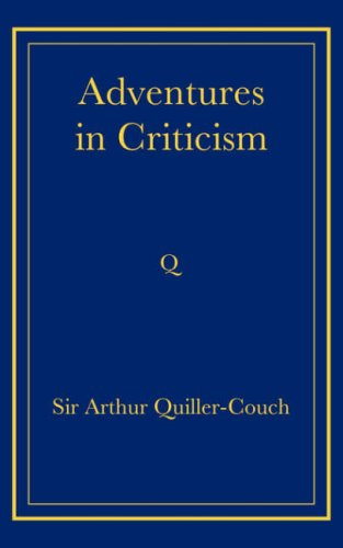 9780521736787: Adventures in Criticism