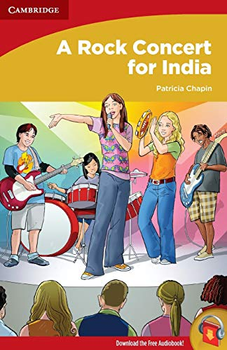 9780521736916: A Rock Concert for India (Readers for Teens: Beginning)