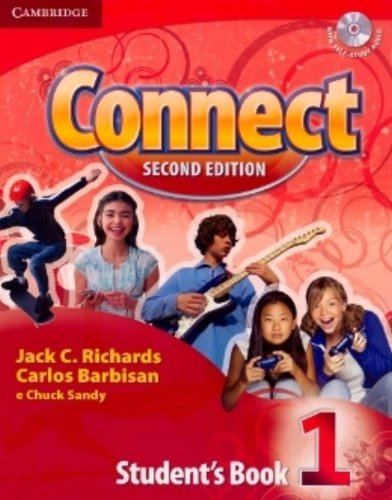 9780521736947: Connect 1 Student's Book with Self-study Audio CD (Connect (Cambridge))