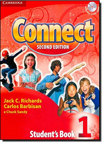 9780521736954: Connect 1 Student's Book with Self-Study Audio CD Portuguese Edition