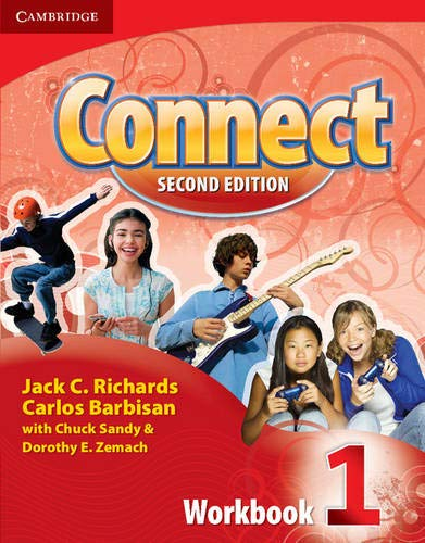 9780521736985: Connect Level 1 Workbook (Connect Second Edition)