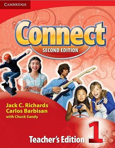 9780521737005: Connect Level 1 Teacher's edition (Connect (Cambridge))