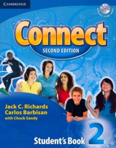 9780521737043: Connect 2 Student's Book with Self-Study Audio CD, Portuguese Edition