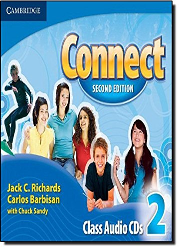 9780521737067: Connect Level 2 Class Audio CDs (2) (Connect Second Edition)