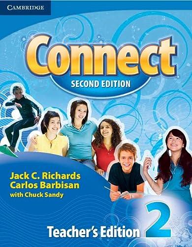 9780521737098: Connect Level 2 Teacher's Edition (Connect (Cambridge))