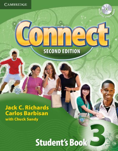 9780521737128: Connect 3 Student's Book with Self-study Audio CD (Connect Second Edition)