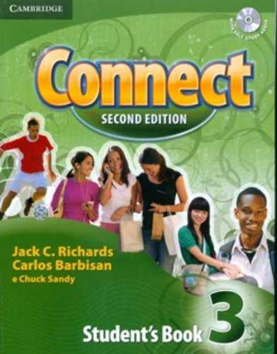 9780521737135: Connect 3 Student's Book with Self-Study Audio CD, Portuguese Edition