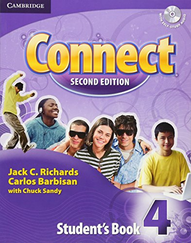 9780521737210: Connect 4 Student's Book with Self-study Audio CD