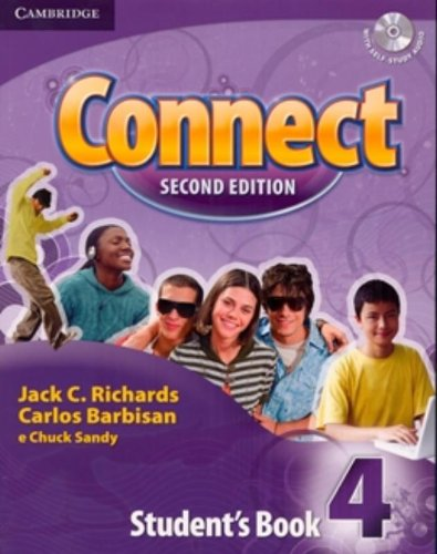 Connect 4 Student s Book with Self-Study: Professor Jack C