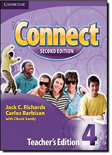 9780521737272: Connect Level 4 Teacher's edition (Connect Second Edition)