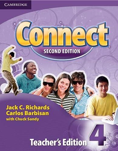9780521737272: Connect 4 Teacher's edition - 9780521737272