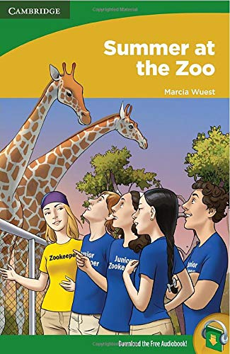 9780521737357: Summer at the Zoo (Readers for Teens: Beginning)