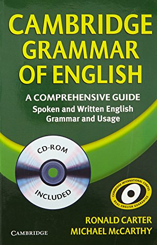 9780521737456: Cambridge Grammar of English with CD-ROM