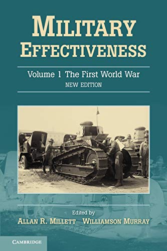9780521737494: Military Effectiveness: Volume 1
